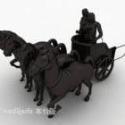 Vintage Chariot Transport