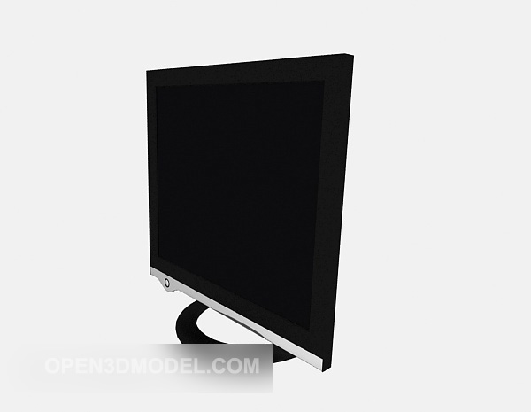 Of Desktop Computer Display