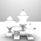 Mobili Di Set-up Lampada Da Tavolo