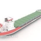 Transport ciężki statek towarowy