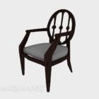 American Armrest Home Chair