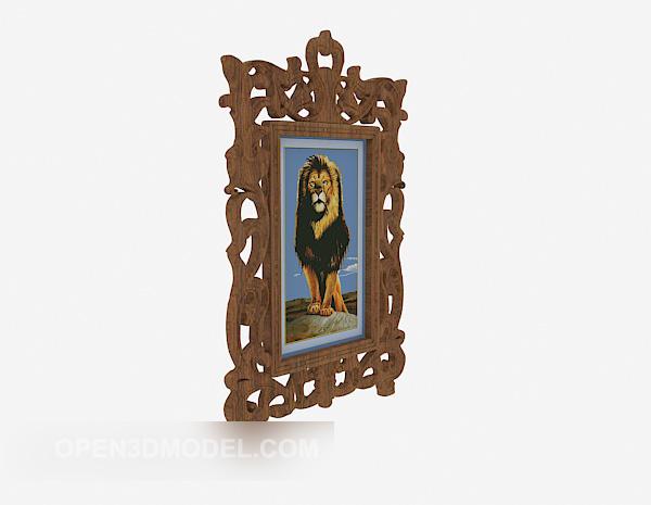Animal Decorative Hanging Painting