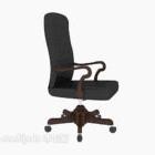 Chaise de bureau Boss dos à dos
