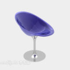 Barbershop Lounge Chair