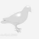 Allestimento per uccelli
