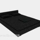 Mobili da letto Simmons neri