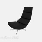 كرسي مكتب قابل للتعديل باللون الأسود