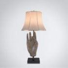 Buddha Hand dekorative Tischlampe