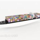 Transport Cargo Ship