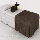 Příležitostná masážní postel