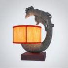 Kycklingformad stylingbordslampa
