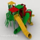 Parco giochi Slider House