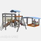 子供の遊び施設