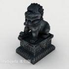 حجر النحت الصيني المواد الحجرية