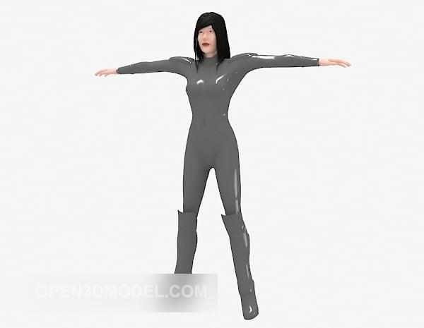T-pose Fashion Girl Clothing