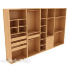 Clothing Store Wardrobe Furniture
