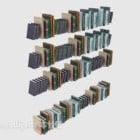 Susunan Buku Koleksi