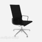 Chaise de bureau confortable dos à dos