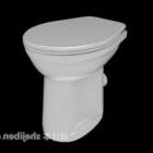 Gemensam flushtoalett