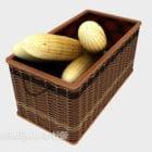 Panier de maïs