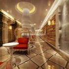 Corridoio Illuminazione interna moderna