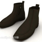 Cowskin Boots