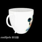 Cute Tea Cup White