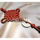 装飾–中国の結び目