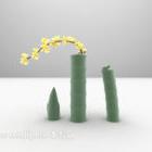 花瓶の家具
