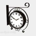 Orologio da parete decorativo antico