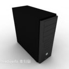 Desktop-PC-Fall schwarz