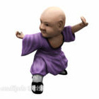 Docka Kung Fu Xiaolin