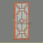 Chinese Wood Doors Windows Frame
