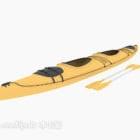 Double Rowing Kayak