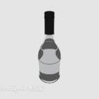 زجاجة فارغة
