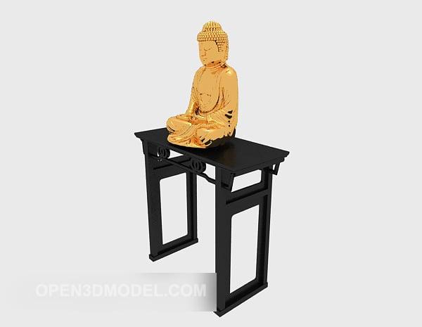 Entrance Edge A Few, Buddha Ornaments
