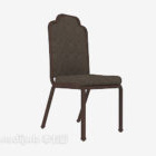 European Armrest Back Chair Furniture