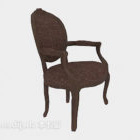 European Armrest Home Chair
