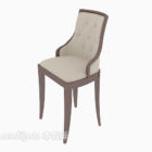 European Back-up Lounge Chair