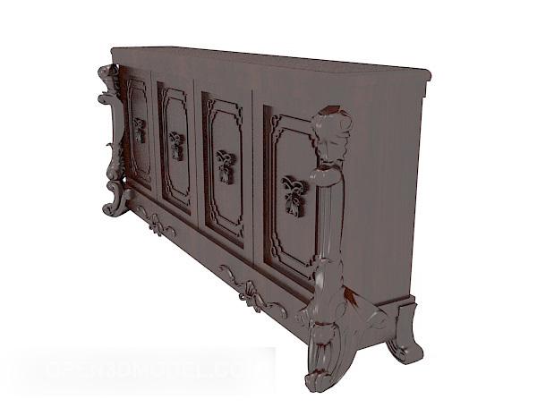European Vintage Hall -kabinetti