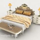 European Home Gorgeous Double Bed