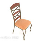 European Style Back-to-back Home Chair