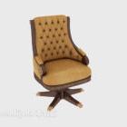 Krzesło Boss w stylu europejskim