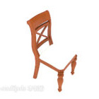 European Style Exquisite Dining Chair