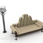 European-style Home Exquisite Sofa