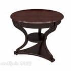 Europeisk stil Lacquer Tea Table