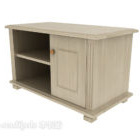 European Style Light-colored Side Cabinet