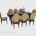 Exquisite American Table Furniture