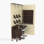 Exquisite Small Bar Furniture