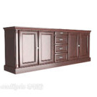 Exquisite Solid Wood Hall Cabinet